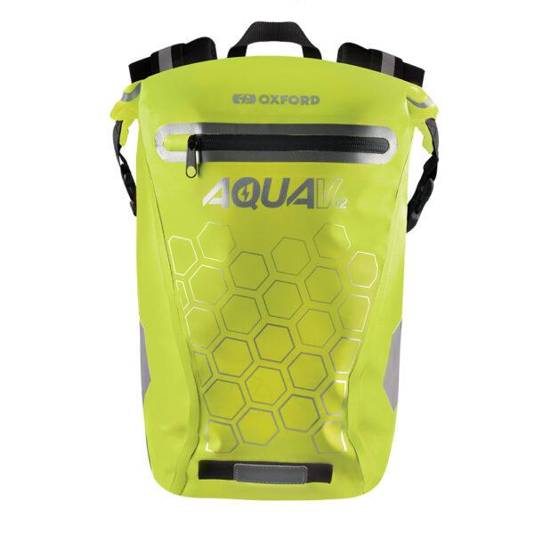Oxford Aqua V 12 Backpack Fluo