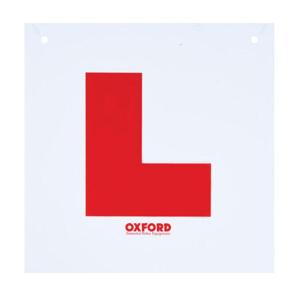 Oxford Self Adhesive L Plate 50 Pack
