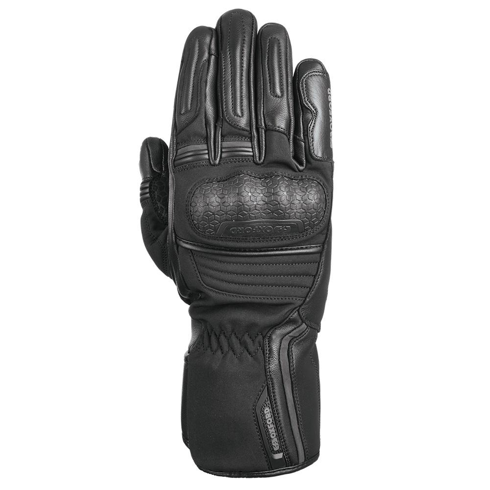 Hexham MS Glove Tch Blk