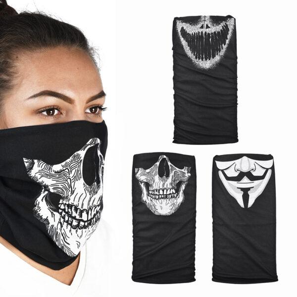 Oxford Comfy Masks 3-Pack