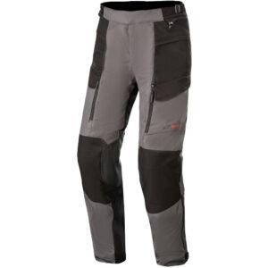 Alpinestars Valparaiso v3 Drystar Pants Dark Grey  Black