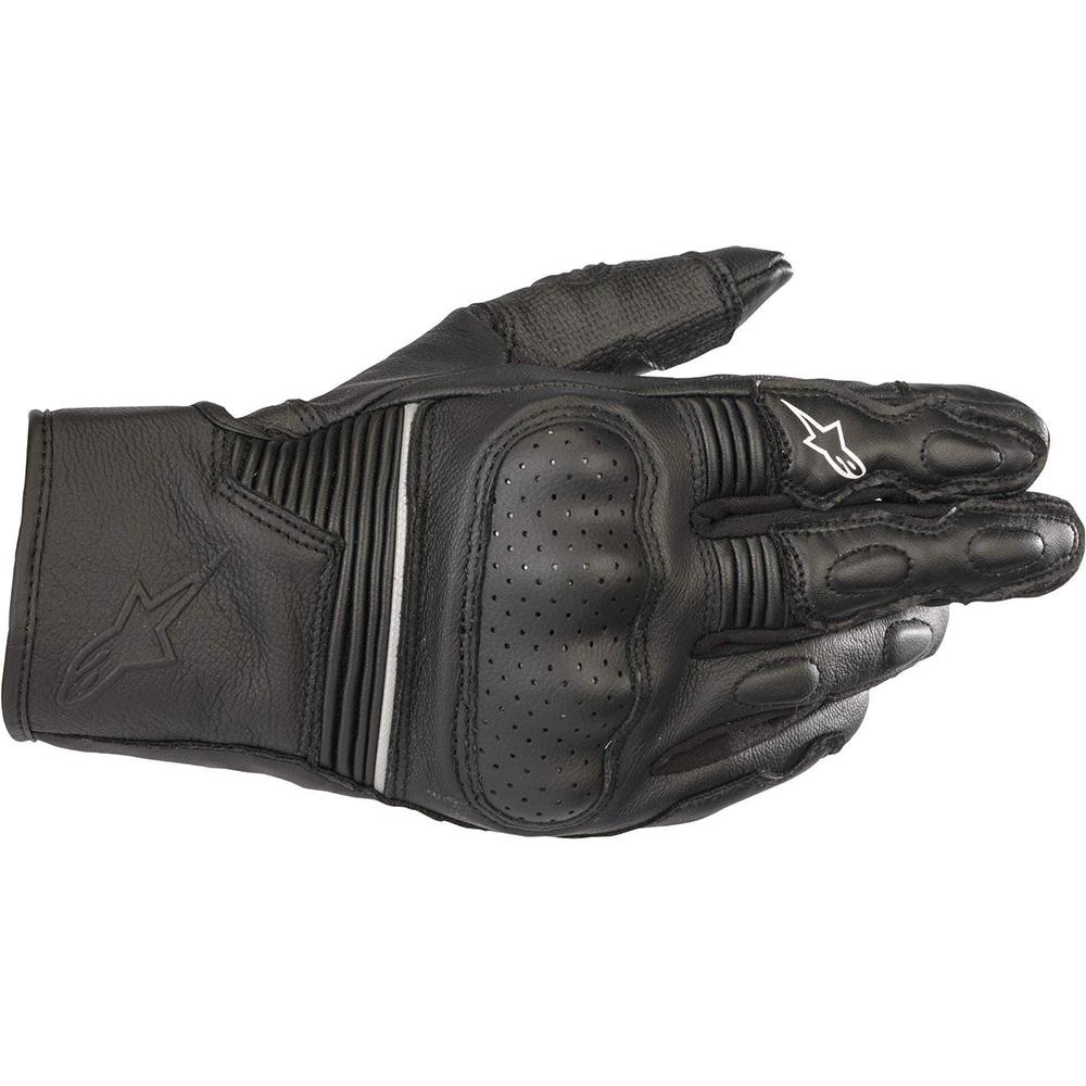 Alpinestars Axis Leather Glove Black