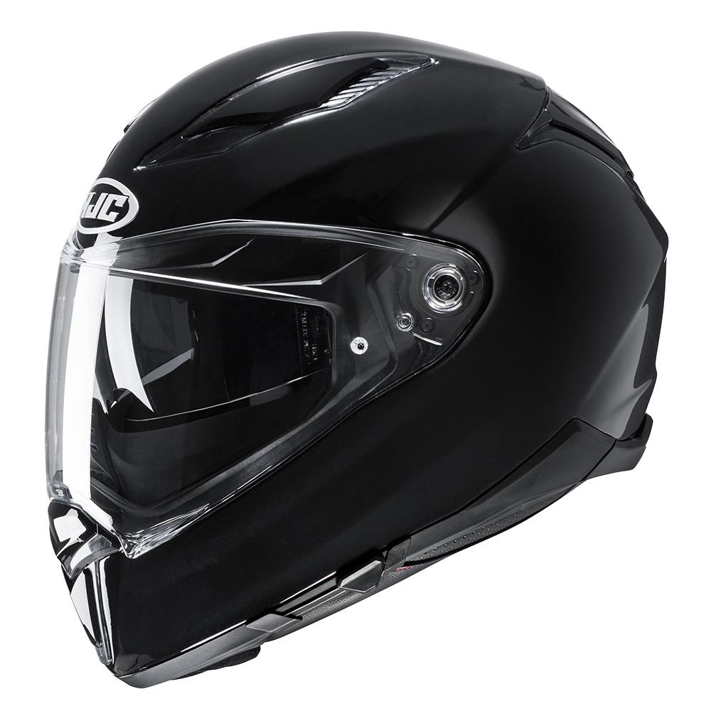 HJC F70 Black