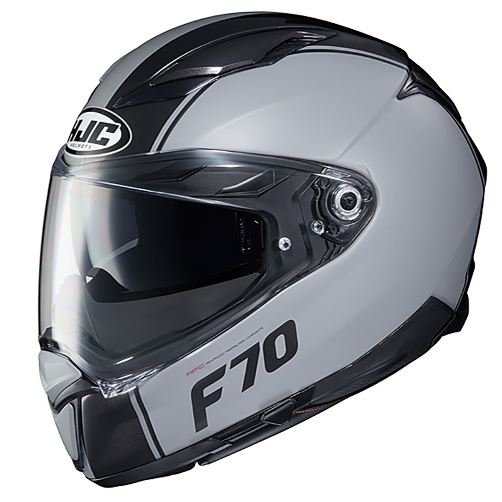HJC F70 Mago MC5SF Black