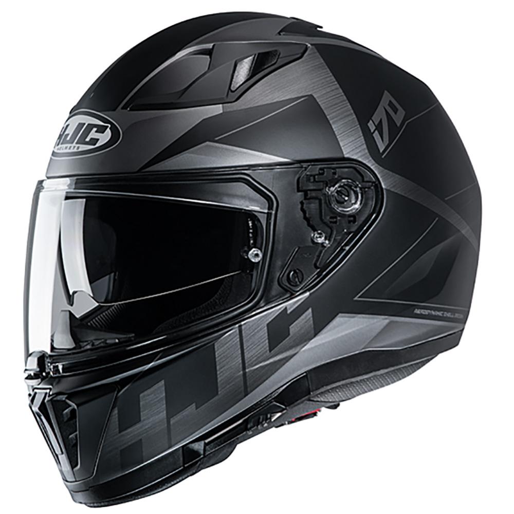 HJC I70 Eluma MC5SF Black