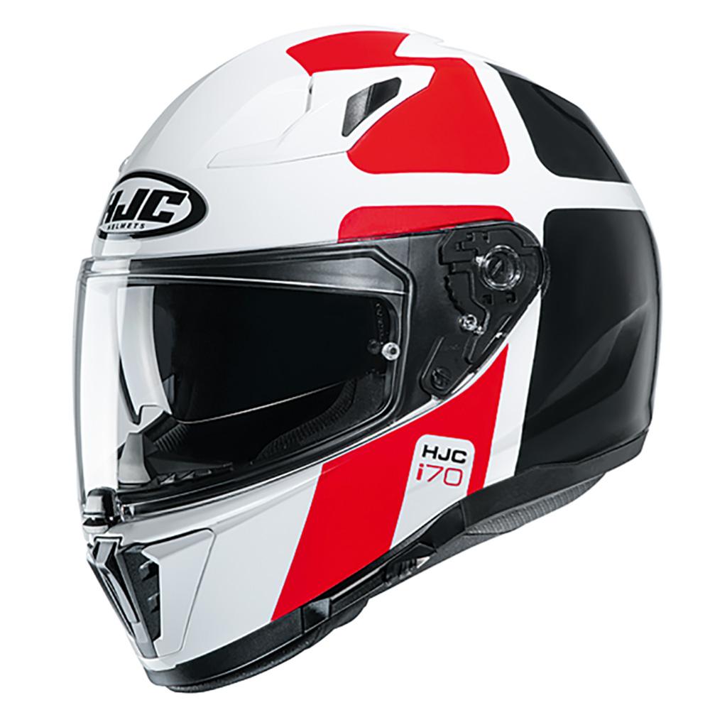 HJC I70 Prika MC1 Red