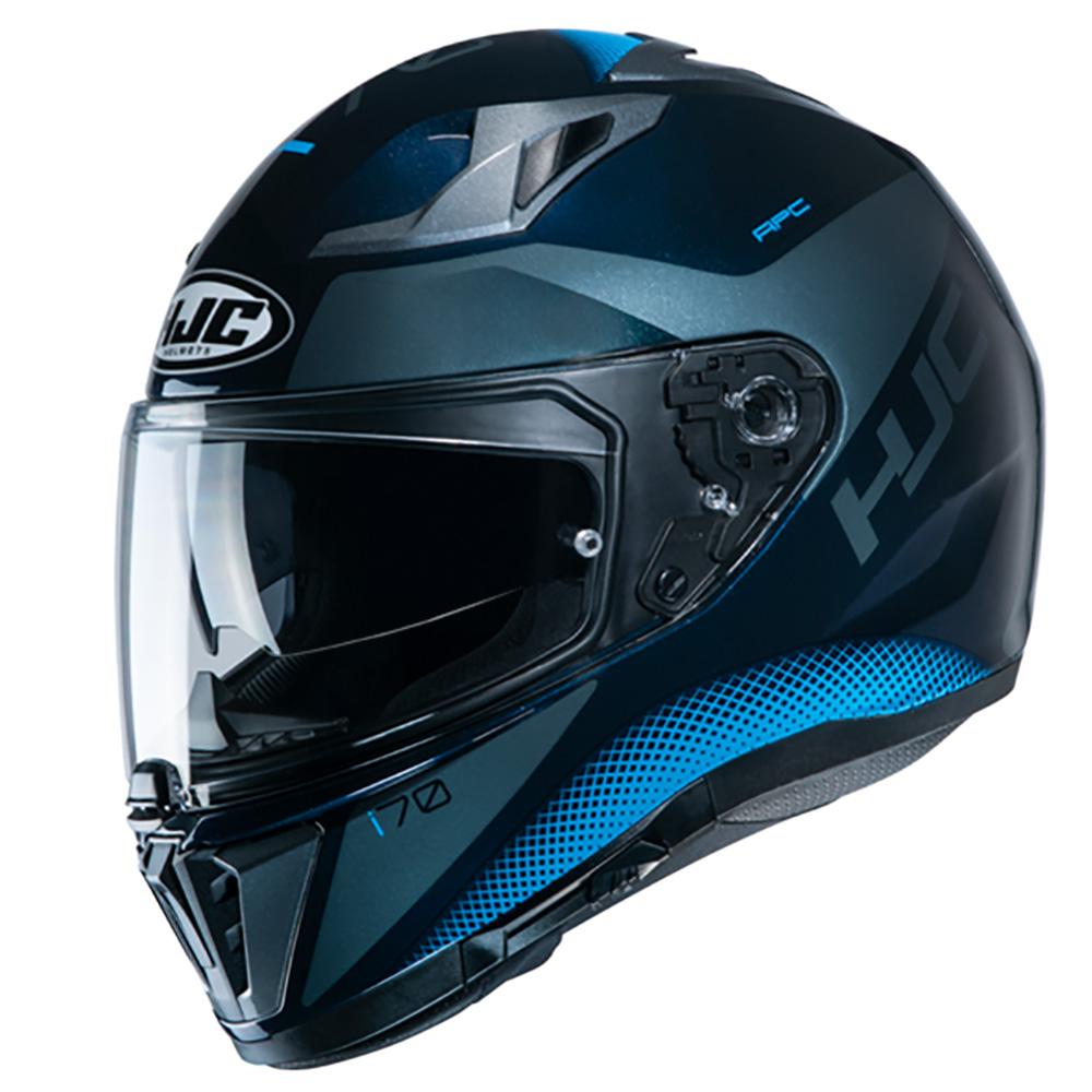 HJC I70 Tas MC2 Blue