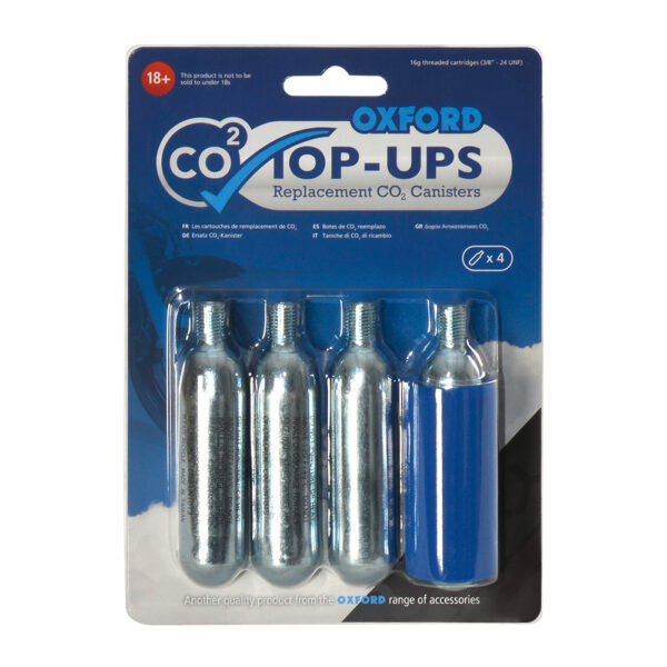 Oxford CO2op-ups 4 pack