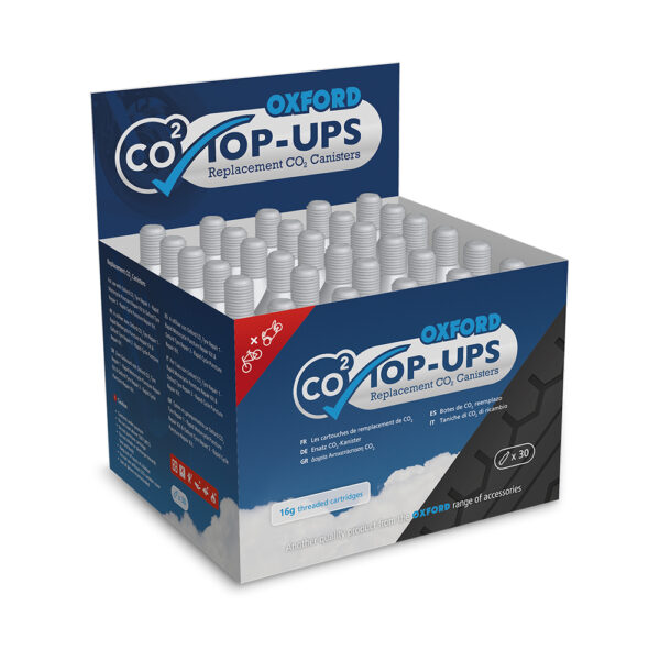 Oxford CO2op-ups 30 pack