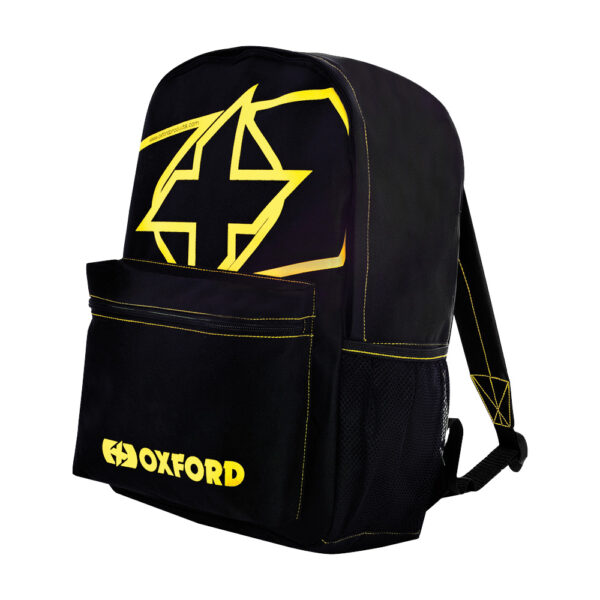 Oxford X-Rider Essential Back Pack - Fluo