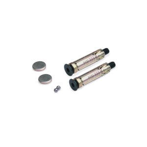 Oxford Pack of 2 Ground Plugs Bolts 6mm Ball BearingsBrute Force