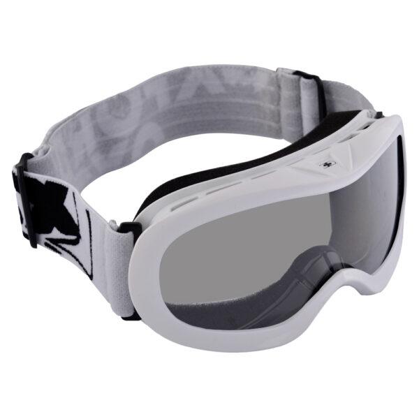 Oxford Fury Junior Goggle - Glossy White