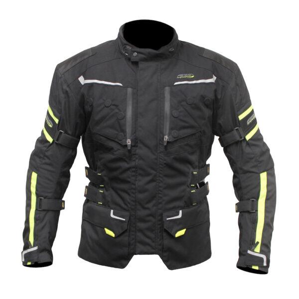 ARMR Kumaji 2 Jacket - Black  Fluo Yellow
