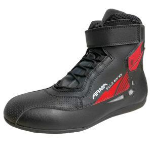 ARMR Fuji Evo Boots - Black  Red
