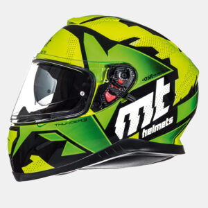 MT Thunder Torn Kids Fluo Yellow  Fluo Green