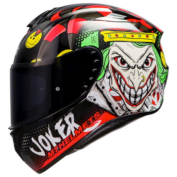 MT Targo Joker  Black  Red