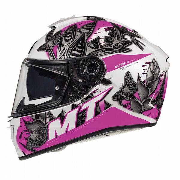 MT Blade 2 Breeze White  Pink