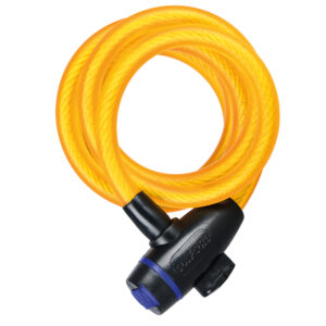 Oxford Cable Lock 12mm x 1800mm Gold