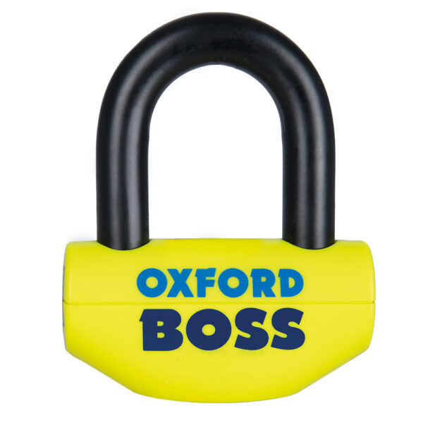 Oxford Big Boss Disc lock -16mm shackle