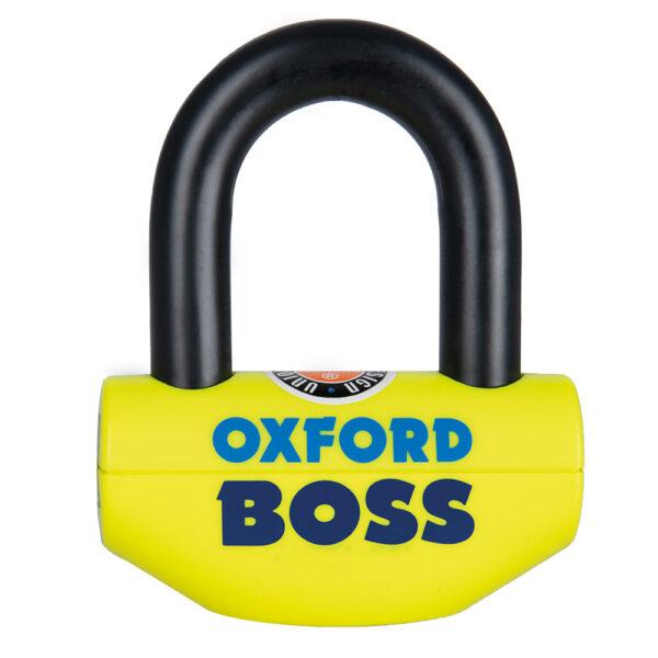 Oxford Boss - Flo. Yellow
