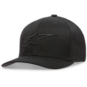 Alpinestars Ageless Curve Hat Black/Black