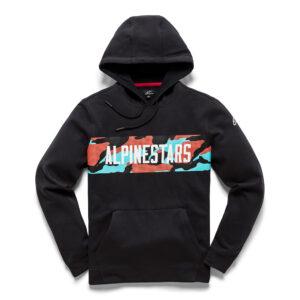 Alpinestars Blast Pullover Hoodie Black