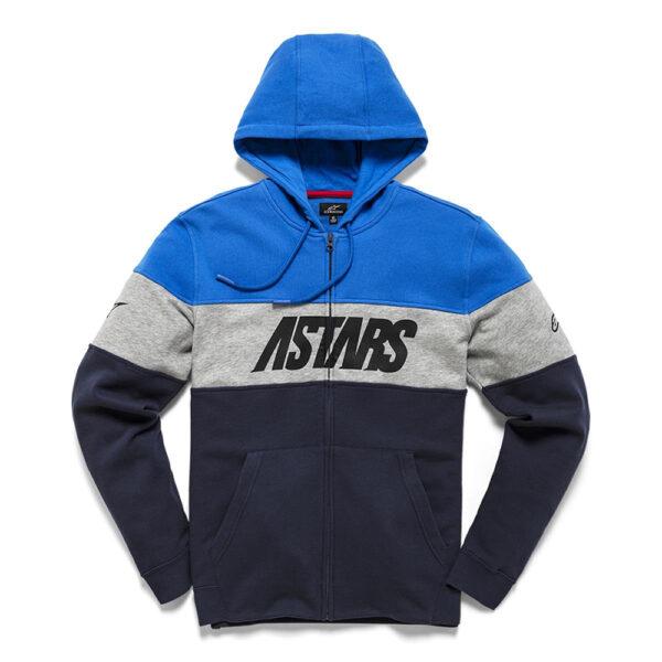Alpinestars Grupo Zip Fleece Blue/Navy