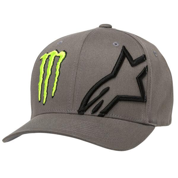 Alpinestars Monster Corp Hat White