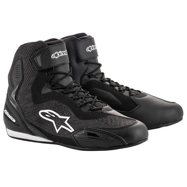 Alpinestars Faster 3 Rideknit Shoes Black